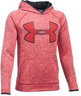 Under Armour Boys' UA Armour® Fleece Highlight Twist Hoodie