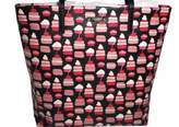 Kate Spade Cupcake Take the Cake Bon Shopper Pink Tote Bag Handbag