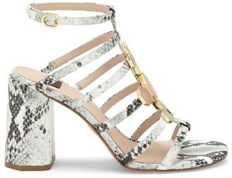 Louise et Cie Leeba Embellished Heeled Sandal