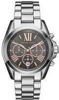 Michael Kors Bradshaw Stainless Steel Chronograph Bracelet Watch