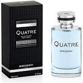 Boucheron Quatre 100ml /3.3 oz Edt Spray for Men