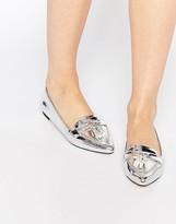 Carvela Magnum Tassel Point Loafers
