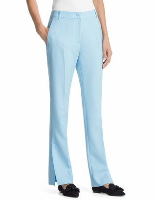 Marc Cain Women's Hosen Boot Cut Trousers