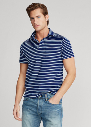 Ralph Lauren Custom Slim Fit Jersey Polo