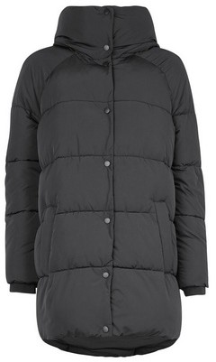 Dorothy Perkins Womens **Only Black Quilted Hooded Coat, Black