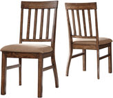 Signature Design by Ashley Zilmar Set of 2 Side Chairs