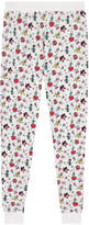 Cath Kidston Mickey and Minnie Little Patches Jersey Leggings