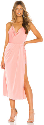 NBD Aurora Midi Dress