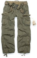 Brandit Men's Royal Vintage Deluxe Classic Army Combat Cargo Trousers