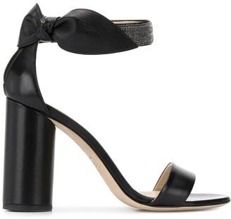 Fabiana Filippi block heel sandals