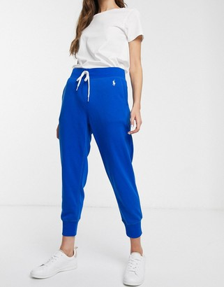 Polo Ralph Lauren classic jogger in blue