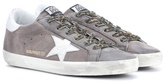 Golden Goose Deluxe Brand Exclusive to mytheresa.com – Superstar suede sneakers