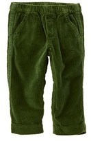 Moncler Boys' Green Pant.