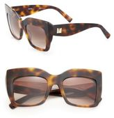 Max Mara Gem I 51MM Acetate Sunglasses