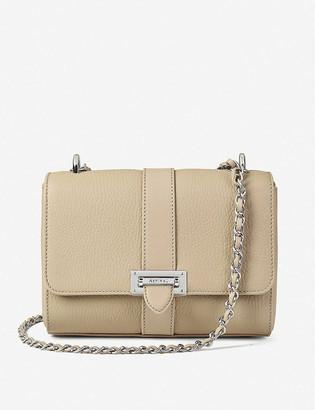 Aspinal of London Lottie leather shoulder bag