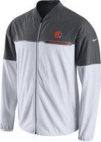 Nike Men's Cleveland Browns Flash Hybrid Jacket