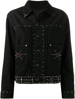Polo Ralph Lauren Studded Denim Jacket