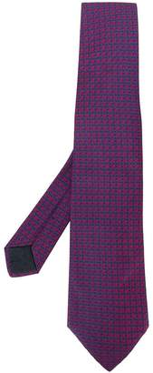 Hermes Pre-Owned '2000s H embroidered tie