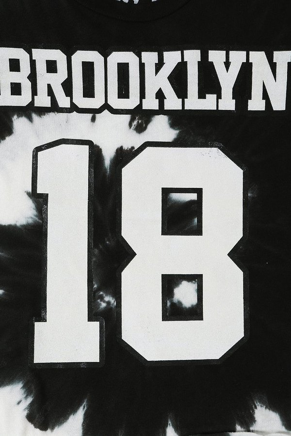 Urban Outfitters LIFE Brooklyn Number Tee