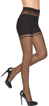 DKNY Control Top Sheer Pantyhose 2-Pack