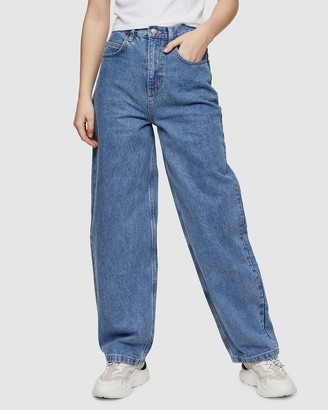 Topshop Baggy Jeans