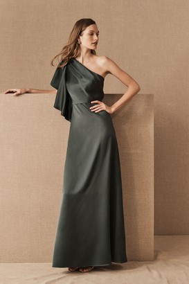 Monique Lhuillier Bridesmaids Clarelle Dress