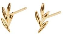 Gorjana Willow Charm Stud Earrings