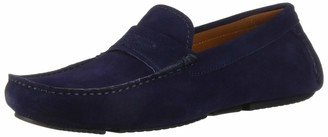 Aquatalia Men's Brandon Suede Driving Style Loafer