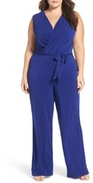 Leota Plus Size Women's Lizzie Wide Leg Jumpsuit