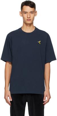 Kenzo Navy Oversized K Logo T-Shirt