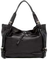 Sondra Roberts Leather Tote