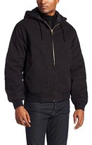 Dickies Men's Sanded Duck Insulated Hooded Jacket
