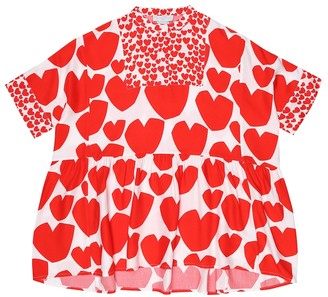 Stella Mccartney Kids Heart-print top