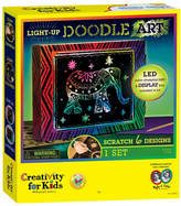 Creativity For Kids Light-Up Doodle Art