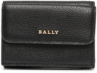 Bally Logo Plaque Purse