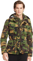 Ralph Lauren Camouflage Anorak