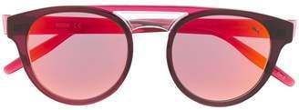 Puma Round Frame Sunglasses