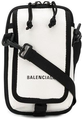 Balenciaga Explorer crossbody pouch
