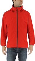 adidas Men's Wandertag Climaproof Hooded Rain Jacket