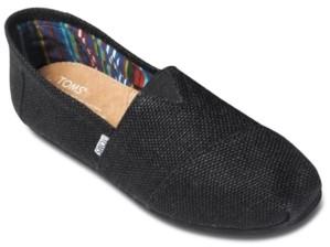 Toms Men's Alpargata Slip-Ons Men's Shoes