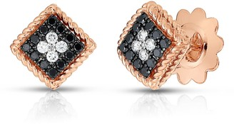 Roberto Coin Palazzo Ducale Diamond Stud Earrings