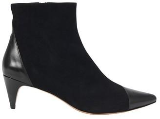Isabel Marant Delter heeled ankle boots