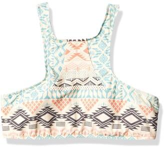Rip Curl Women's Constellation High Neck Bikini Top