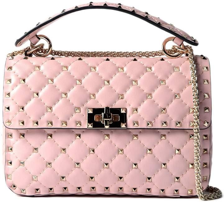 Valentino Quilted Shoulder Bag