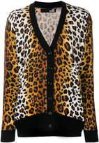 Love Moschino V-neck cardigan