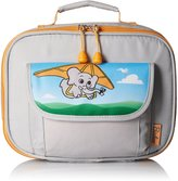 Bixbee Boy's Elephant Lunchbox, Gray