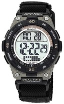 Armitron® Sport Men's /Chronograph Strap Watch - Black