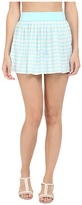 Kate Spade Nahant Shore Pleated Skirt Cover-Up