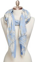 Tommy Hilfiger Final Sale- Maxine Floral Scarf