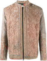 By Walid - embroidered Ecclesiastical jacket - men - Silk/Cotton - L
